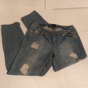 Z Cavaricci Distressed jeans sz 12